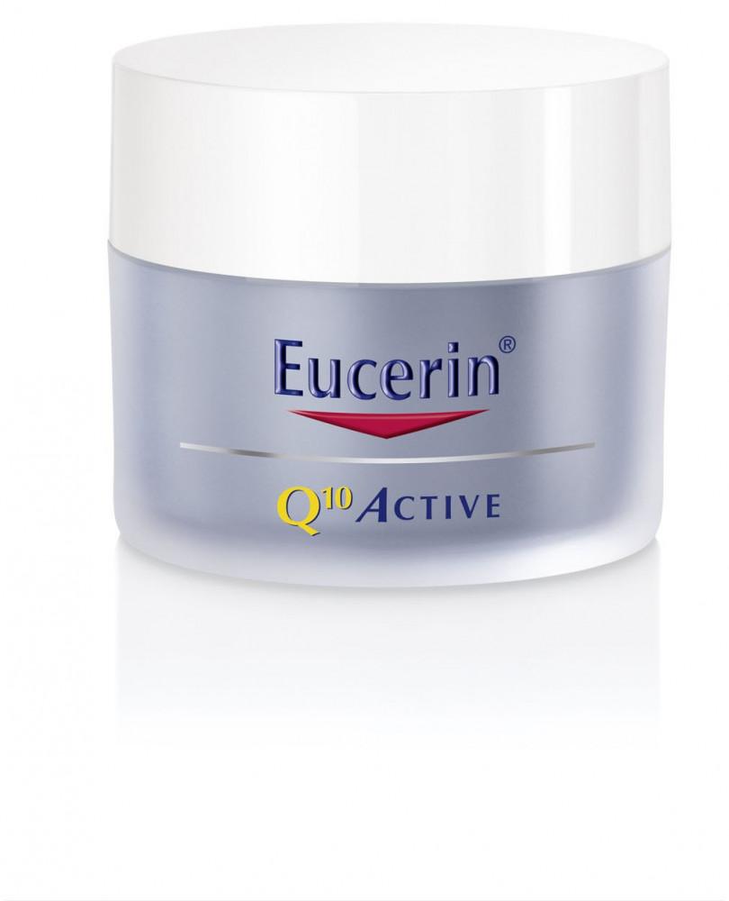 Eucerin Q10 ACTIV ránctalanító éjszakai krém 50 ml - dermoex